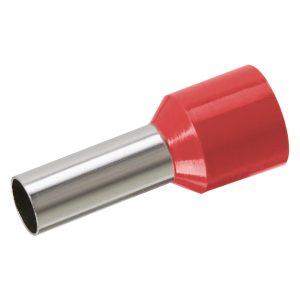 Érvéghüvely 10 mm²-es vezetékekhez 100db - 05492