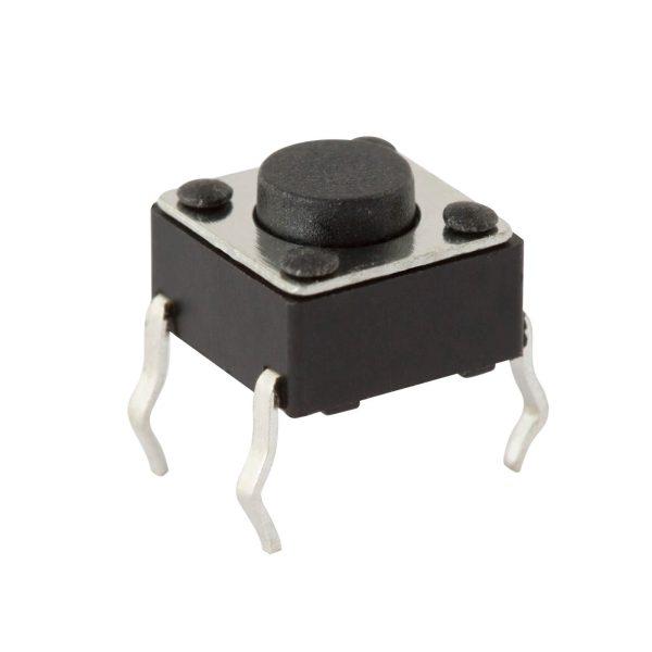 Mikrokapcsoló 1 áramkör 0,05 A - 12 V DC - 20 db / csomag - 09001