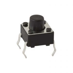 Mikrokapcsoló 1 áramkör 0,05 A - 12 V DC - 20 db / csomag - 09002