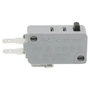 Mikrokapcsoló 1 áramkör - 16(4)A-250 V - 5 db / csomag - 09008