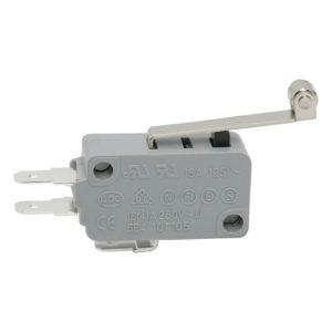 Mikrokapcsoló 1 áramkör - 16(4)A-250 V - 5 db / csomag - 09009