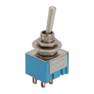 Karos kapcsoló 2 áramkör 3 A - 250V - 5 db / csomag - 09043