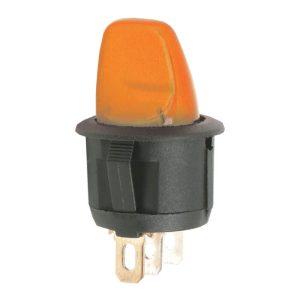 Karos kapcsoló 1 áramkör 6A - 250V - 5 db / csomag - 09062NA