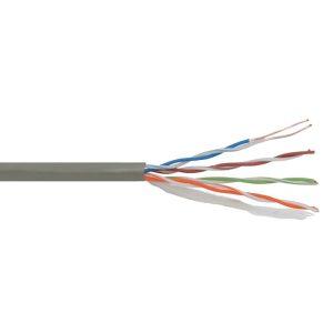 Nexus UTP Cat.5e vezeték tömör réz belső erek - 305 m / doboz - 20086