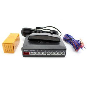 Carguard Tolatóradar - 8 érzékelővel - 55072-5