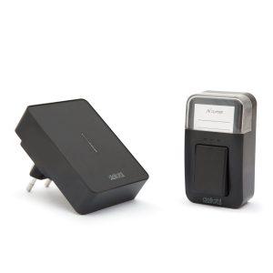 Delight Digitális elem- és vezeték nélküli csengő - Kinetic - 55339B