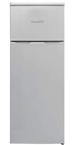 Dimarson DM 233 felülfagyasztós hűtőszekrény A+