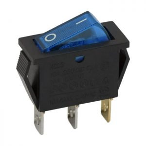 Billenő kapcsoló 1 áramkör 16 A - 250 V ON - OFF - 5 db / csomag - 09050KE