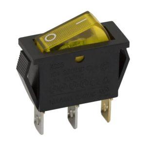 Billenő kapcsoló 1 áramkör 16 A - 250 V ON - OFF - 5 db / csomag - 09050SA
