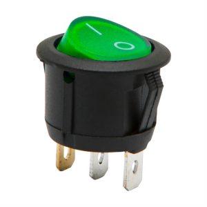 Billenő kapcsoló 1 áramkör 6 A - 250 V ON - OFF - 5 db / csomag - 09085GR