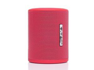 V-TAC 7719 Barrel hordozható Bluetooth hangszóró kihangosítóval (5W) piros
