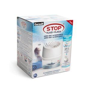 Ceresit Stop Pára AERO360° H2368301 Fürdőszobai páramentesítő készülék