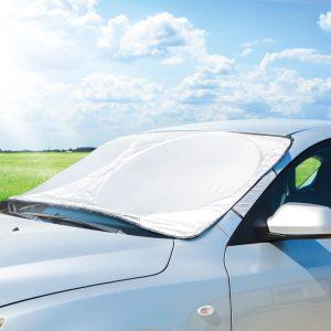 MNC Autós szélvédőtakaró / jegesedésgátló - 150 x 70 cm - 55804A