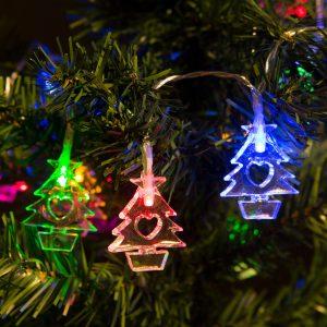 Family Fényfüzér - LED - Fenyőfa - 56501A