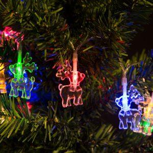 Family Fényfüzér - LED - Rénszarvas - 56501B