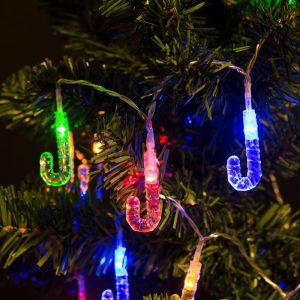 Family Fényfüzér - LED - nyalóka - 56501C