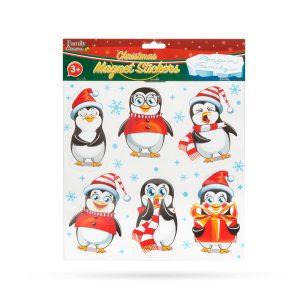 Family Karácsonyi hűtőmágnesek - 55998C