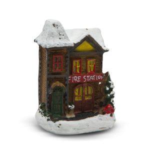 Family Karácsonyi LED dekor házikó - 56508