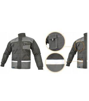 Rewear Munkavédelmi Szürke Kabát - RW-128G - 46-64