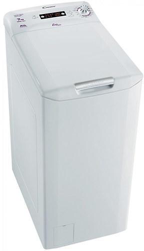 Candy EVOGT 12072D3/1-S Felültöltős mosógép