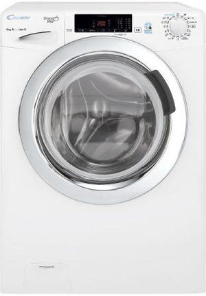 Candy GVS34 126TC3-S Szabadonálló elöltöltős mosógép
