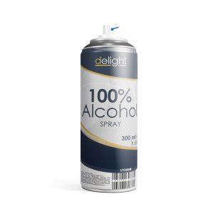 Delight 100% Alkohol spray - 500 ml - 17289C