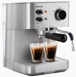 Sencor SES 4010SS Karos espresso kávéfőző