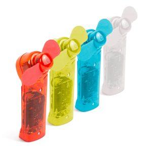 Delight Kézi ventilátor nyakpánttal - 4 színben - 51112