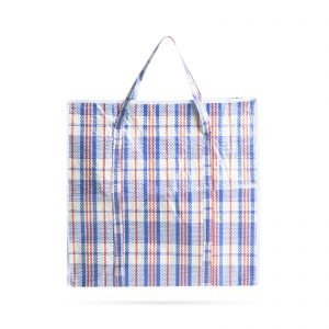 Hagyományos óriás bevásárlótáska - 68 x 64 x 26 cm - 57036B