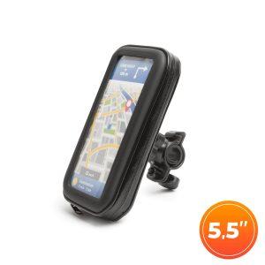 """Wheel Zone Kerékpáros telefontartó táska - érintőfelülettel - 5,5""""-ig, 54994A"""