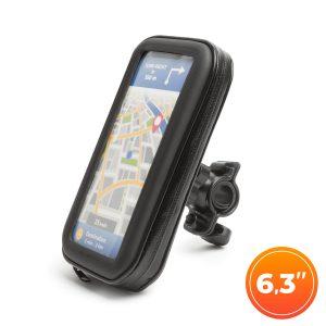 """Wheel Zone Kerékpáros telefontartó táska - érintőfelülettel - 6,3""""-ig, 54994B"""