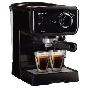 Sencor SES 1710BK Kávéfőző - Kiállított termék
