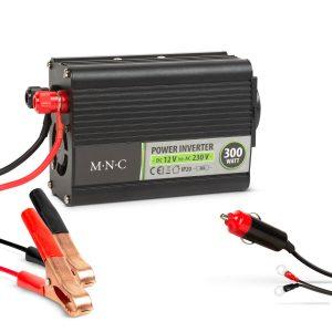 MNC Feszültség átalakító inverter - 12 V - 300 W - 51023B