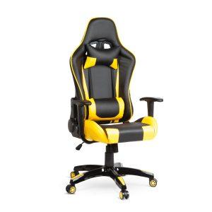 Gamer szék párnával - 85 x 54 cm / 54 x 50 cm - A0372YL