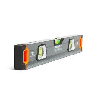Handy Vízmérték - vonalzóval, tükörlibellával - 10624A