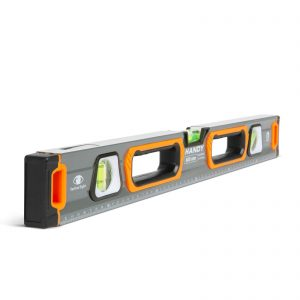 Handy Vízmérték - vonalzóval, tükörlibellával 60 cm - 10624B