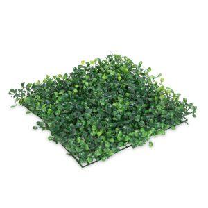 Globiz Műsövény - természetes zöld - 25 x 25 cm - 11791