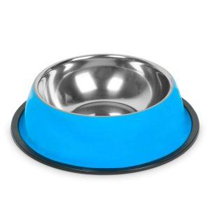 """Yummie Etetőtál - 22 cm - 60006 - """"Kék"""""""
