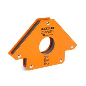 Handy Hegesztőmágnes - 45° - 90° - 135° - max 34 kg - 10882A