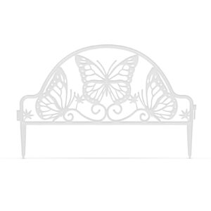 Globiz Virágágyás szegély / kerítés - 11464WH