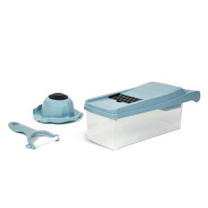 Bewello Multifunkciós konyhai szeletelő / aprító készlet - BW1003