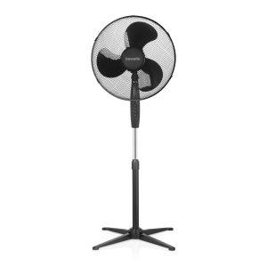 Bewello Álló ventilátor - Ø38 cm - fekete - BW2008BK