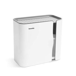 Bewello WC-papír tartó szekrény - fehér - 248 x 130 x 230 mm - BW3005