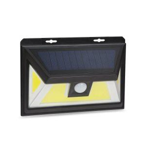PHENOM Mozgásérzékelős szolár reflektor - 3 COB LED - 55286