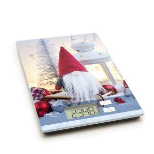 Vog&Arths Konyhai mérleg - karácsonyi manó - 57267V