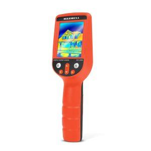 MAXWELL  Digitális hőkamera - Érintőkijelzővel, akkumulátorral és microSD kártya foglalattal - 25990