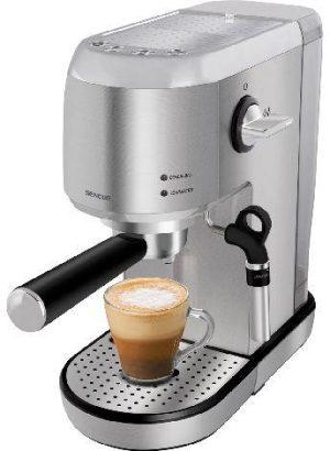 Sencor SES 4900SS Kávéfőző - 20 bar nyomás
