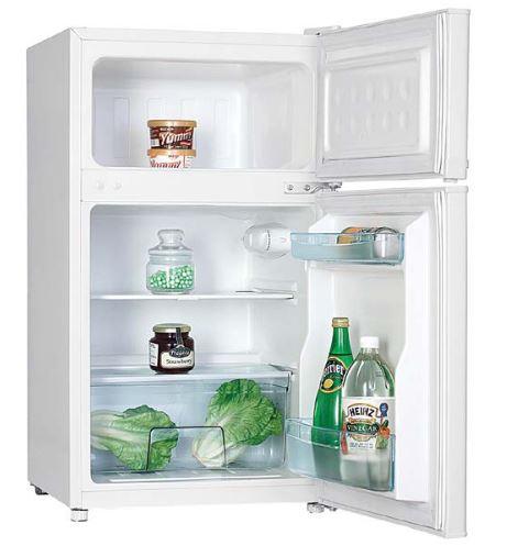 MPM Kombinált hűtőszekrény 90L, csak 85cm magas! - MPM-87-CZ-13